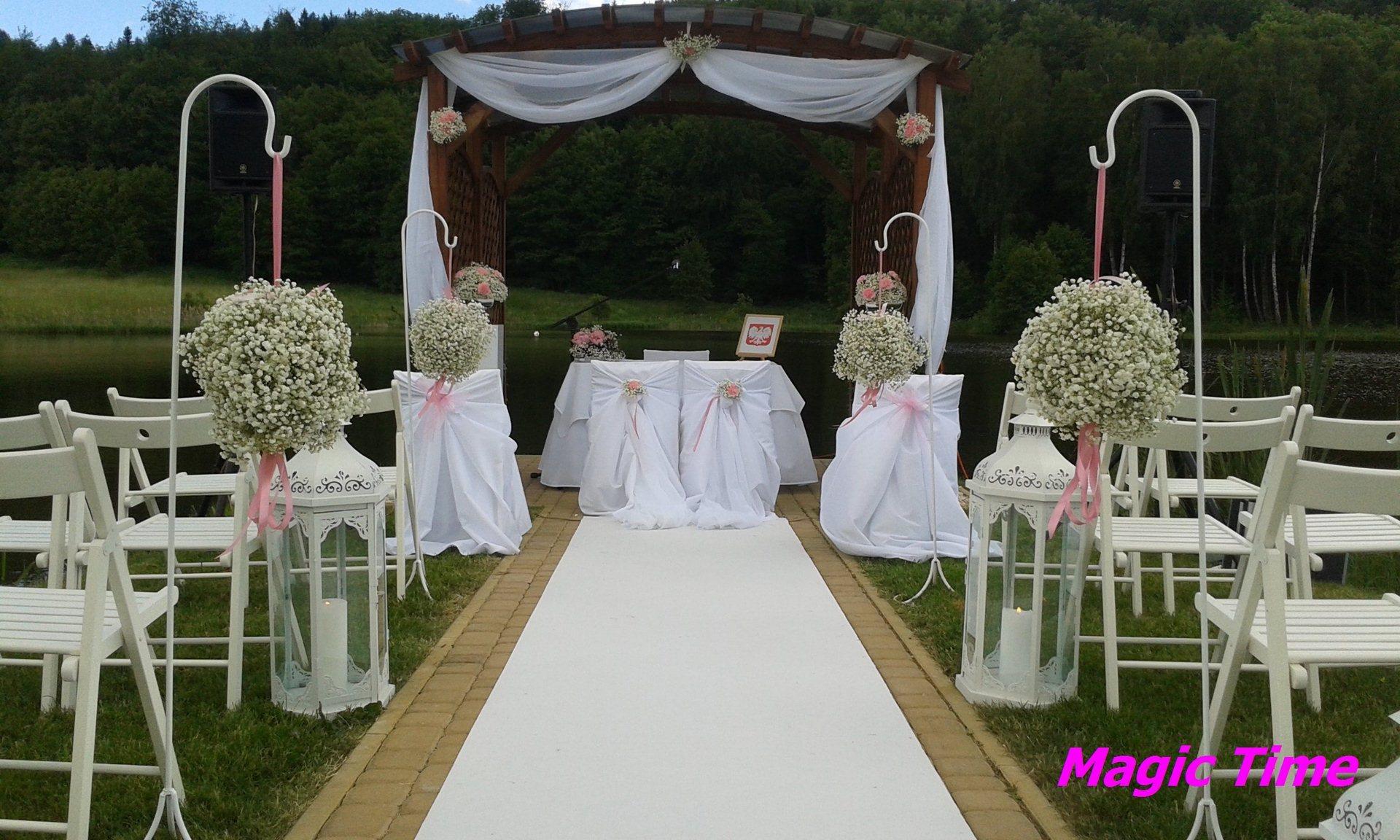 Ślub na wyspie